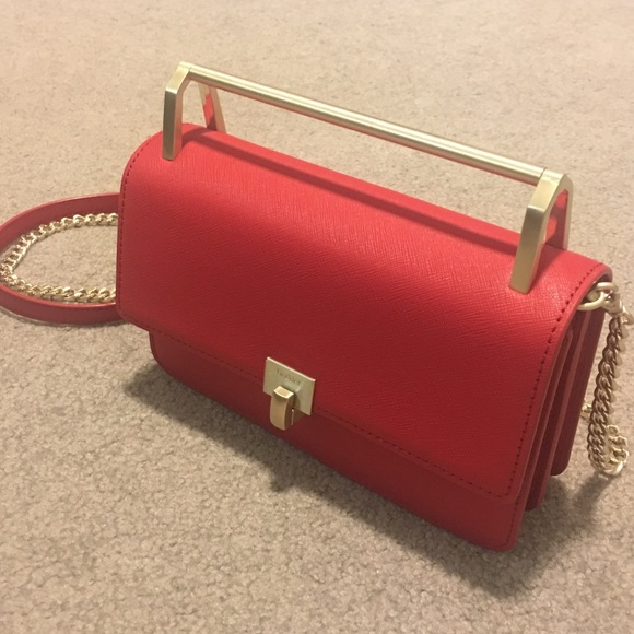 Botkier Womens Lennox Crossbody Bag